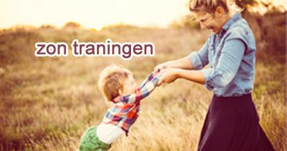zontrainingen.nl nieuwe WordPress website